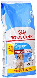 Royal Canin Puppy Medium 15+3kg