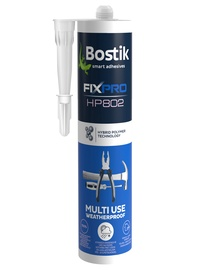 ADHEZĪVS MULTI USE BOSTIK 290ML BALTI