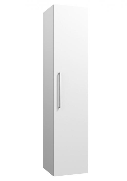 Шкаф для ванной Masterjero, белый, 35 x 35 см x 160 см