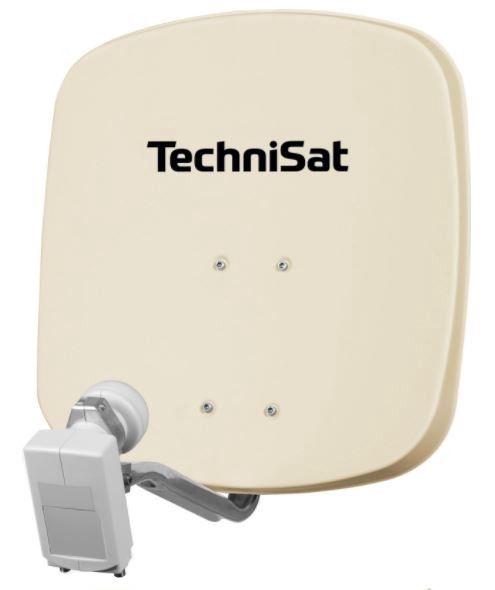 TechniSat TV Sat DigiDish 45 Twin Beige