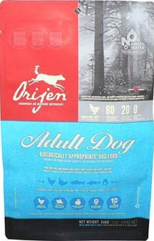 Сухой корм для собак Orijen Adult Dog Food 340g