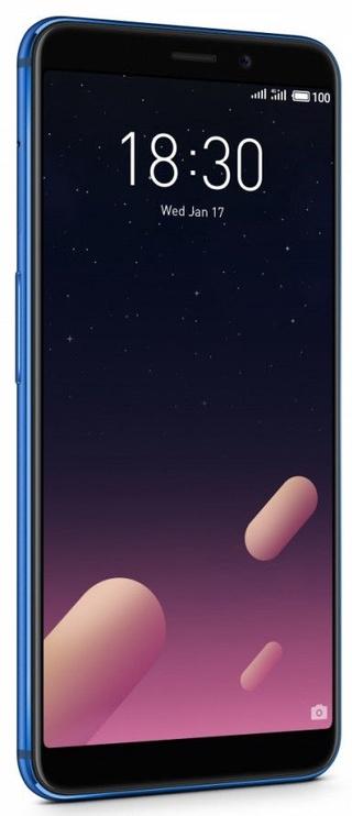 Meizu M6s Dual 3/32GB Blue