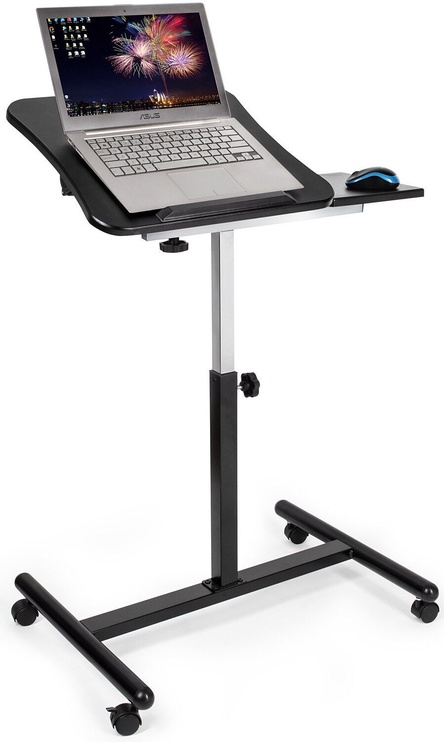 Tatkraft Vanessa Laptop Desk Black