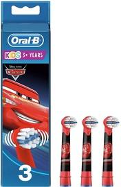 Braun Toothbrush Heads EB 10-3 Cars