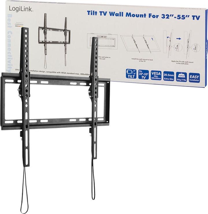"LogiLink BP0010 TV Wall Mount 32–55"""