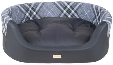 Amiplay Kent Dog Ellipse Bedding 2in1 L 73x64x22cm Black