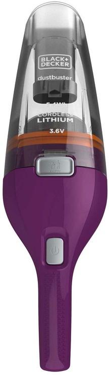 Пылесосы - швабры Black & Decker NVC115W-QW, 1500 мАч