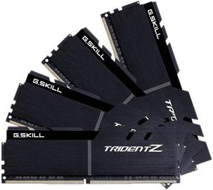 G.SKILL Trident Z 32GB 3600MHz CL16 DDR4 KIT OF 4 Black