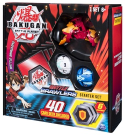 Bakugan Starter Cards Pack