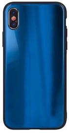 Mocco Aurora Glass Back Case For Apple iPhone 6 Plus/6s Plus Blue