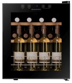 Vyno šaldytuvas Dunavox DX16.46K