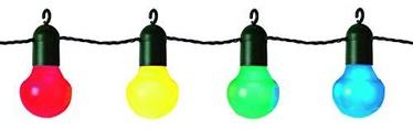 Электрическая гирлянда Verners LED 20, многоцветный