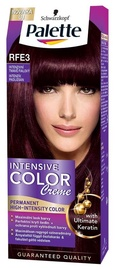 Schwarzkopf Palette Intensive Color Creme Hair Color RFE3 Intensive Aubergine