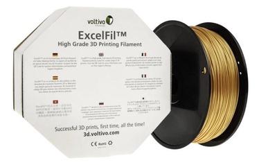 Voltivo PLA Filament Cartridge 1.75mm Gold