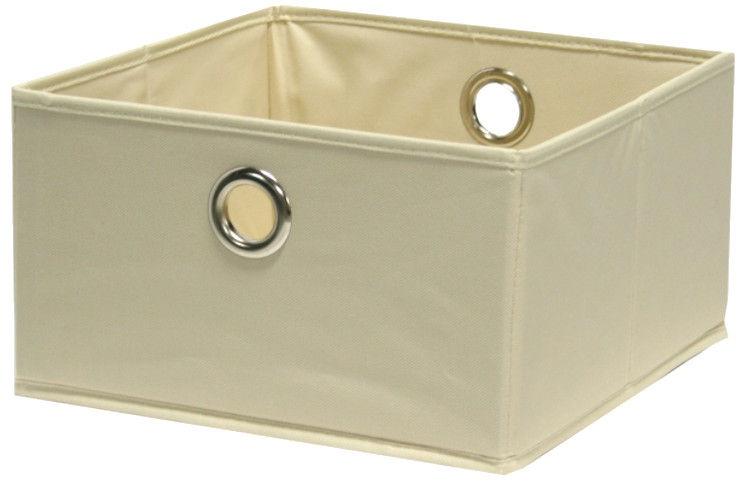 Home4you Max Box Basket Beige