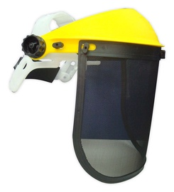 M-5004A Face Protection Mask Yellow