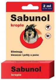 Dr Seidel Sabunol Drops Against Fleas & Ticks 2ml