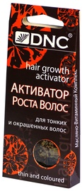 Aliejus plaukams DNC Growth Activator For Thin Hair, 3x15 ml