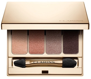 Clarins 4 Colour Eyeshadow Palette 6.9g 01