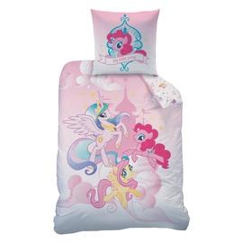 Patalynės užvalkalų komplektas My Little Pony Royally,  140 x 200 cm