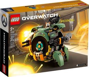 Konstruktors LEGO® Overwatch 75976 Postošā bumba