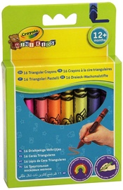 Crayola Triangular Crayons 16pcs