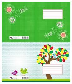 Sąsiuvinis linijomis, 2 klasei, 12 lapų