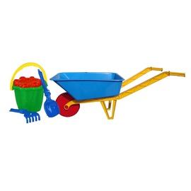 Žaislinis karutis su priedais