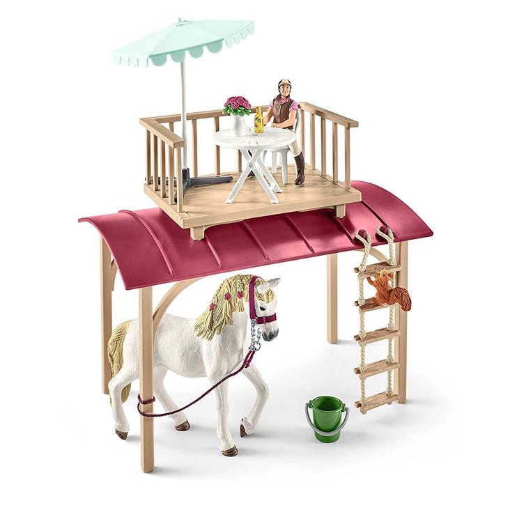 Žaislinė figūrėlė Schleich Caravan For Secret Club Meetings 42415