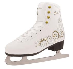 Sulov Christine Ice Skates White 41