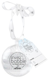 Invisibobble The Wonderfuls Slim Hair Rings 3pcs Holiday Bauble