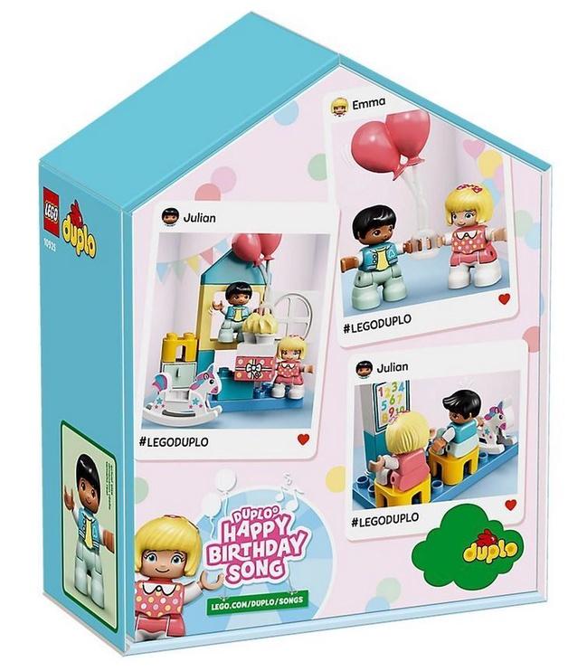 Конструктор LEGO® Town 10925 Игровая комната