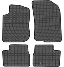 Резиновый автомобильный коврик Frogum Peugeot 208, 4 шт.