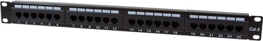 LogiLink CAT6 Patch Panel 19'' 24-Port Unshielded NP0004