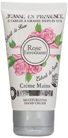 Jeanne en Provence Rose Envoutante Moisturizing Hand Cream 75ml