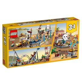 Konstruktorius LEGO Creator, Piratų linksmieji kalneliai 31084