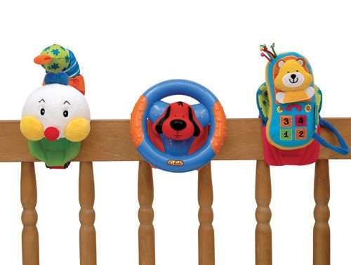 K's Kids Happy Trio Activity Toy