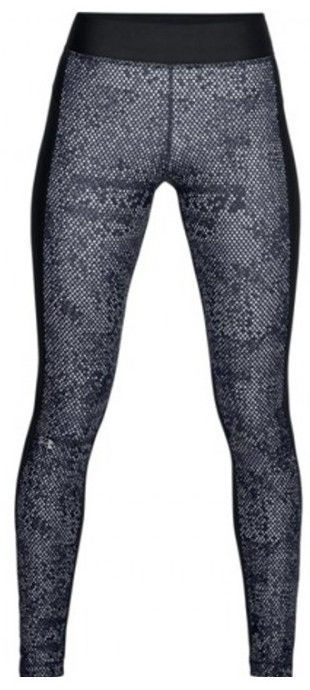 Under Armour Leggings HG Armour Printed 1305428-001 Black M