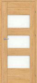 Vidaus durų varčia Classen Town, lakuoto ąžuolo, kairinė, 203.5x84.4 cm