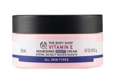 The Body Shop Vitamin E Nourishing Night Cream 50ml