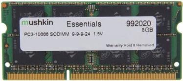 Operatīvā atmiņa (RAM) Mushkin Essentials 992020 DDR3 (SO-DIMM) 8 GB