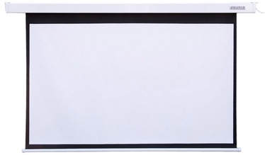 Projektoriaus ekranas 4World Electric Display for Projector 186x105cm