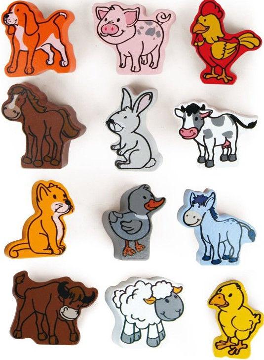 Hape Farm Animals E0901A