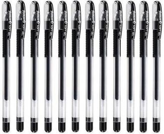 Pelikan Soft Gel Pen Set Black 12pcs