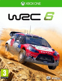 WRC 6: World Rally Championship Xbox One