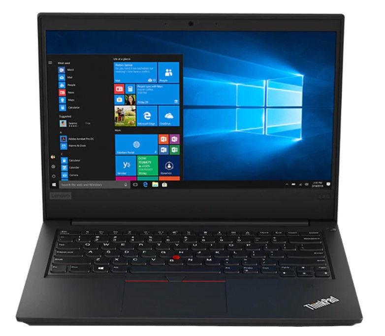 Lenovo ThinkPad E490 Black 20N8007FPB PL