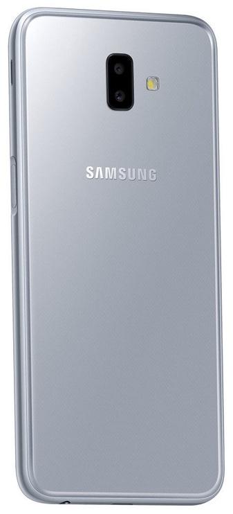 Mobilusis telefonas Samsung J610F Galaxy J6+ 8 32GB Dual, pilkas