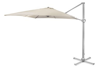 Home4you Roma Parasol 3x3m Beige
