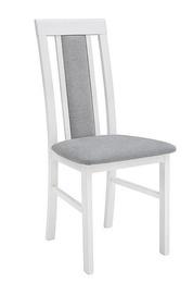 Стул для столовой Black Red White Belia White/Grey, 1 шт.