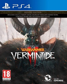 Warhammer: Vermintide 2 Deluxe Edition PS4